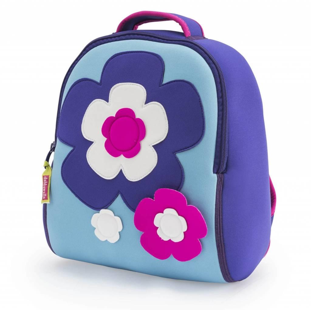 Dabbawalla Backpack- Flower Power