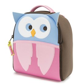 Dabbawalla Harness Backpack- Hoot Owl