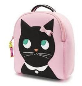 Dabbawalla Harness Backpack- Miss Kitty