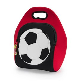 Dabbawalla Lunch Bag- Game on Soccer