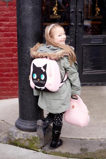 Dabbawalla Lunch Bag- Miss Kitty