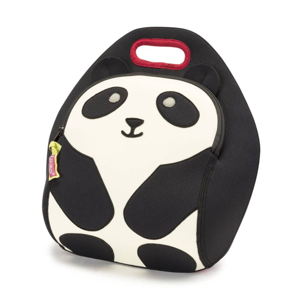 Dabbawalla Lunch Bag- Panda Bear