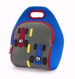 Dabbawalla Lunch Bag- Race Car