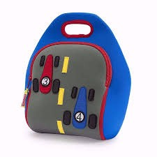 Dabbawalla Lunch Bag- Race Car
