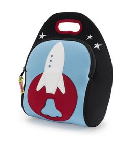 Dabbawalla Lunch Bag- Space Rocket