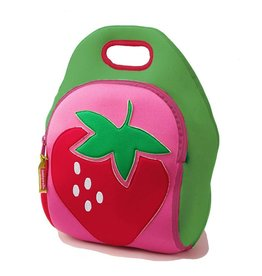 Dabbawalla Lunch Bag- Strawberry Fields