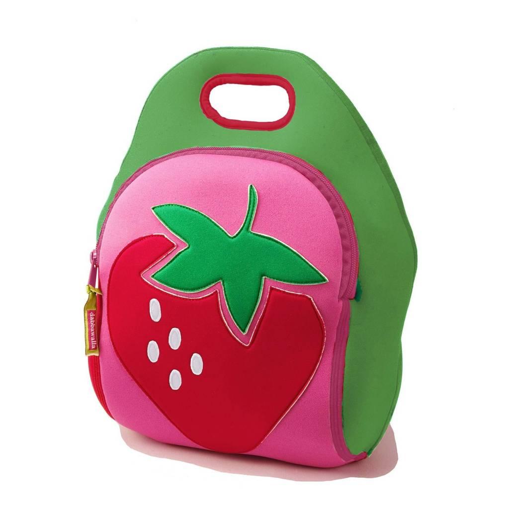 Dabbawalla Lunch Bag- Strawberry Fields