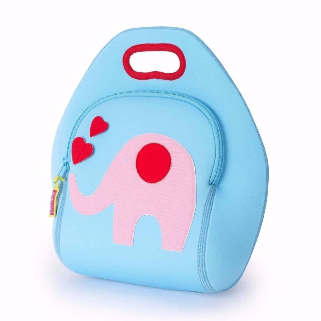 Dabbawalla Lunch Bag- Trunk Show Elephant