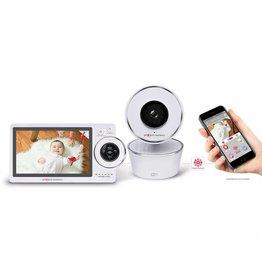 "Project Nursery 5"" HD Dual-Mode WiFi Baby Monitor"