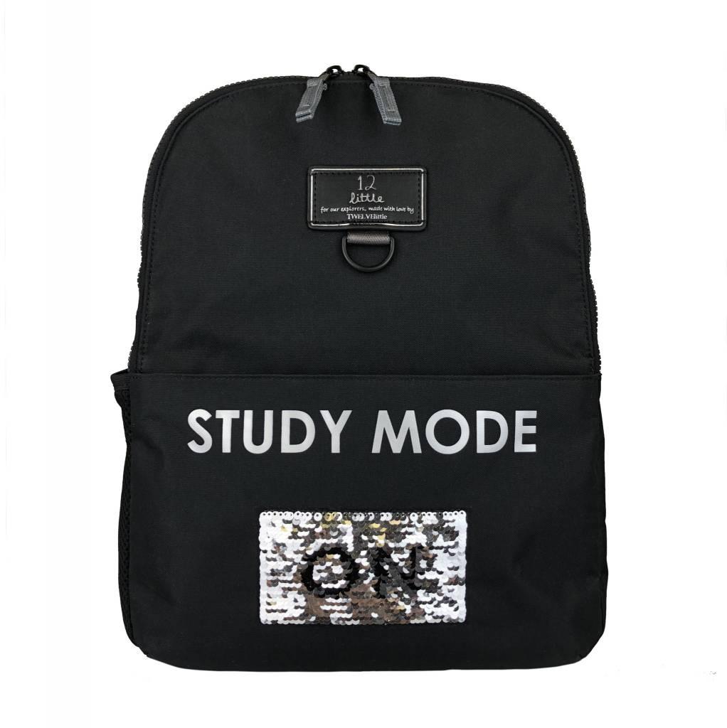 TWELVElittle Adventure Backpack- Black