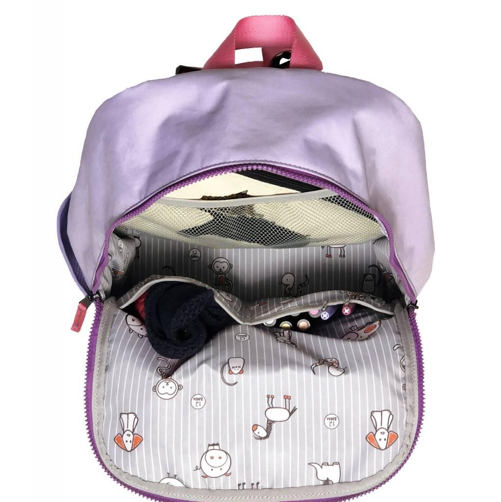 TWELVElittle Adventure Backpack- Lilac
