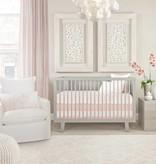 Oilo Capri  Jersey Crib Sheet
