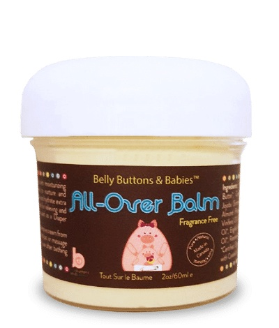 Belly Buttons and Babies All Over Balm