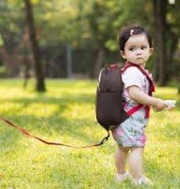 Dabbawalla Harness Backpack- Brown Bear
