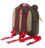 Dabbawalla Harness Backpack- Brown Bear