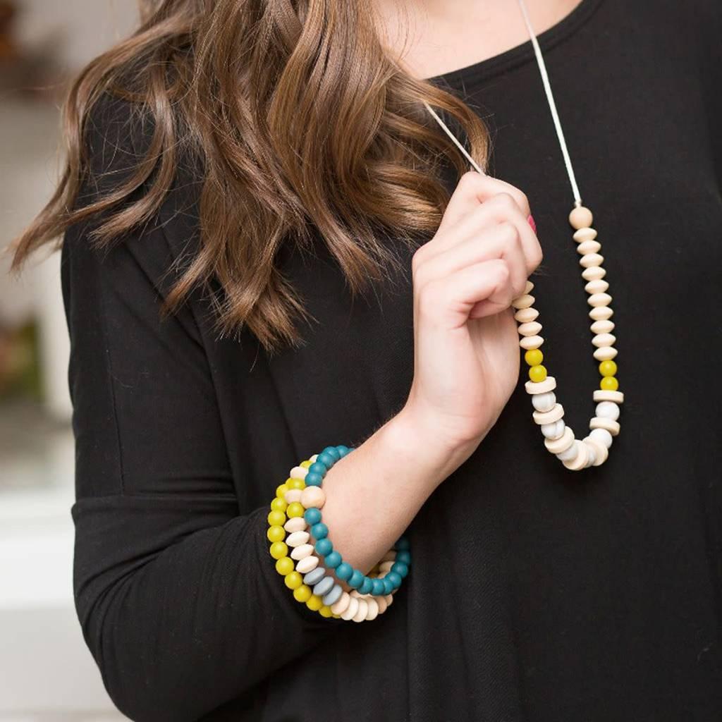 Teether Bracelet for Mom