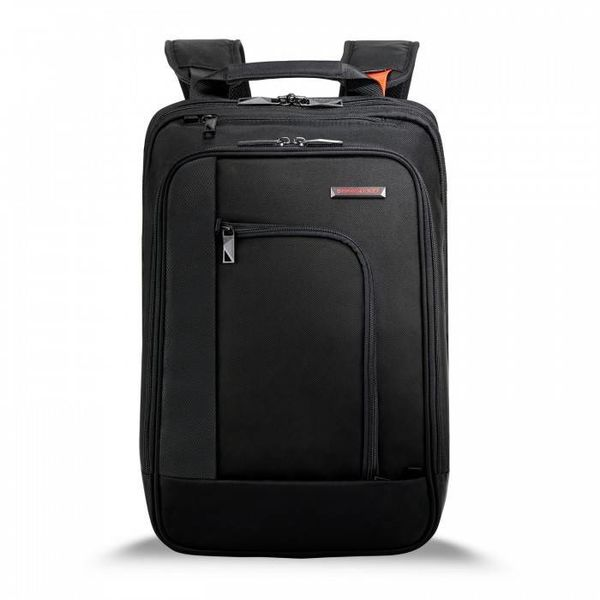 BRIGGS & RILEY ACTIVATE BACKPACK, BLACK (VP275-4)