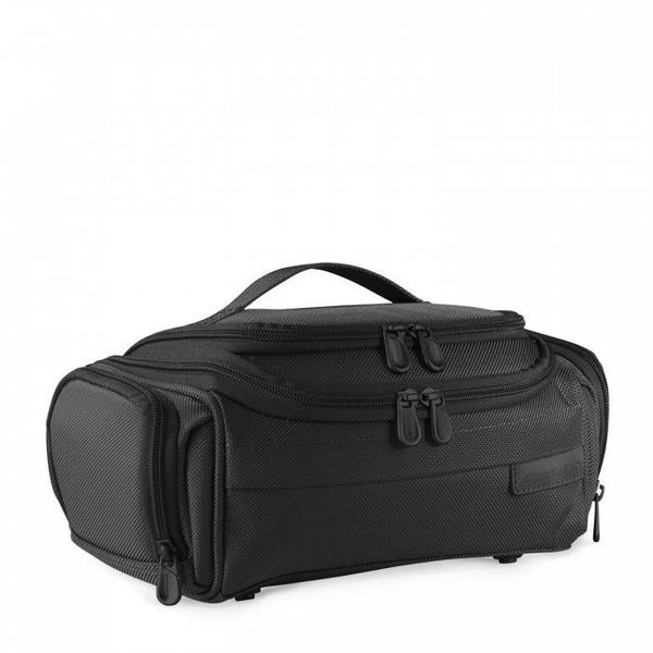 BRIGGS & RILEY EXECUTIVE TOILETRY KIT, BLACK (114)