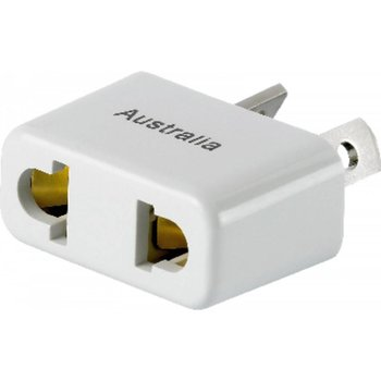 GO TRAVEL AUST/NZ PLUG, ASSORTED (377)