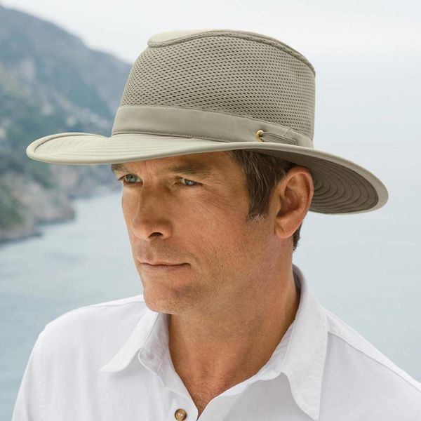 TILLEY TILLEY HAT, LIGHTWEIGHT MESH (LTM8)