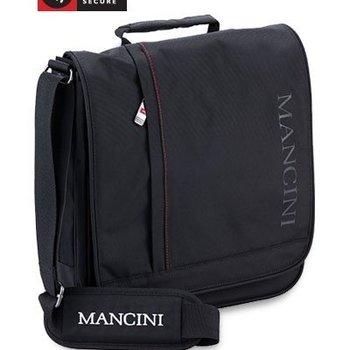 """MANCINI MINI TABLET/LAPTOP CASE 10.1"""", BLACK (91045)"""