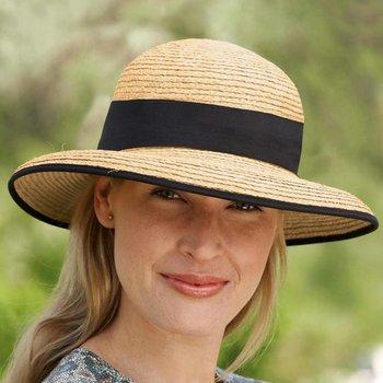 TILLEY RAFFIA HAT (R2)