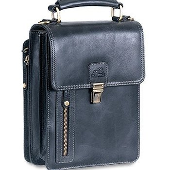 MANCINI TOCANI BLACK TRAVEL BAG