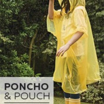 GO TRAVEL KID'S PONCHO & POUCH (2760)