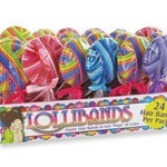 CANADIAN GIFT CONCEPTS LOLLIBAND ELASTIC BANDS (LOLI-BAND)