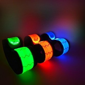 SLAPWRAPZ LED LIGHT BAND