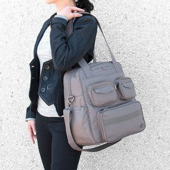 LUG PUDDLE JUMPER INFINITY OVERNIGHT/GYM BAG