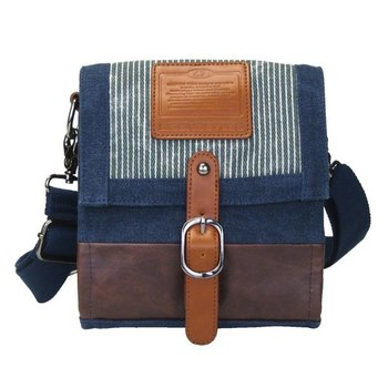 LICENCE 71195 JUMPER CANVAS SMALL SHOULDER BAG (LBF10872)