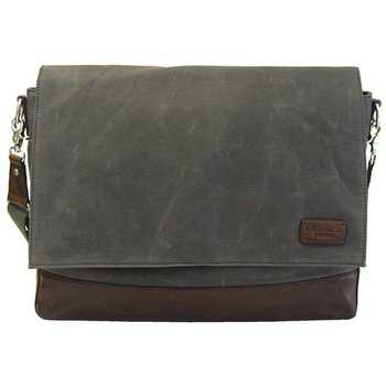 LICENCE 71195 COLLEGE WAXC MESSENGER BAG (LBF10866)