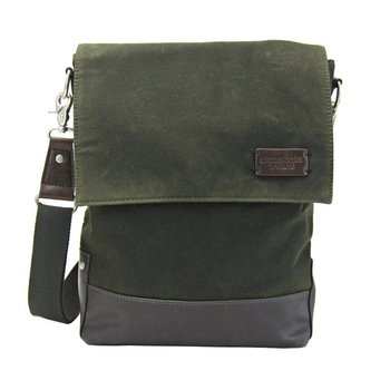 LICENCE 71195 COLLEGE WAXC SHOULDER BAG (LBF10867)
