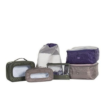 LUG STOWAWAY 6PC PACKING SET