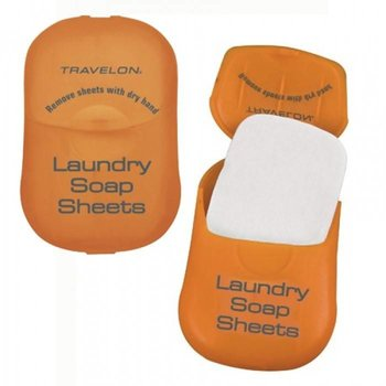 TRAVELON LAUNDRY SOAP SHEETS (02096)