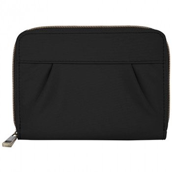 TRAVELON SIGNATURE PLEATED PASSPORT WALLET (43317)
