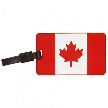 TRAVELON CANADA FLAG LUGGAGE TAG (12704)