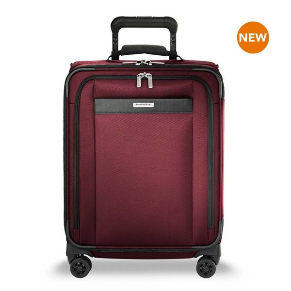 BRIGGS & RILEY TRANSCEND WIDE CARRY-ON EXP SPINNER (TU421VXSPW)