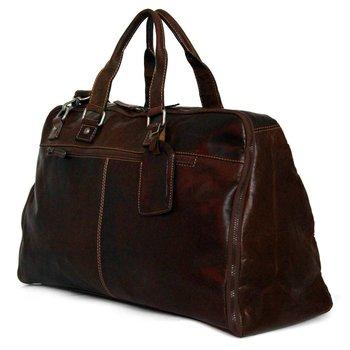 Jack Georges VOYAGER LARGE CONVERTIBLE VALET BAG, BROWN (7550)