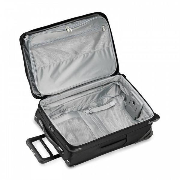 "BRIGGS & RILEY BASELINE EXPANDABLE 22"" CARRY-ON (U122CX)"