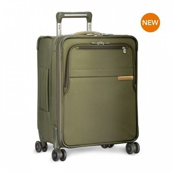 BRIGGS & RILEY BASELINE INTERNATIONAL CARRY-ON WIDE BODY SPINNER (U121CXSPW)