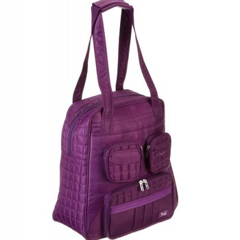 LUG PUDDLE JUMPER CORE OVERNIGHT/GYM BAG
