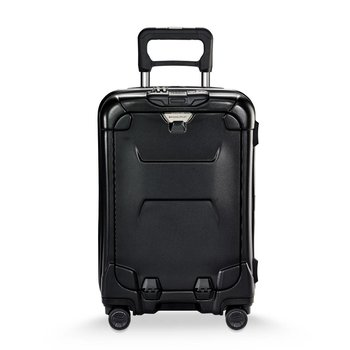 BRIGGS & RILEY TORQ INTERNATIONAL CARRY-ON SPINNER (QU121SP), TECH BLACK