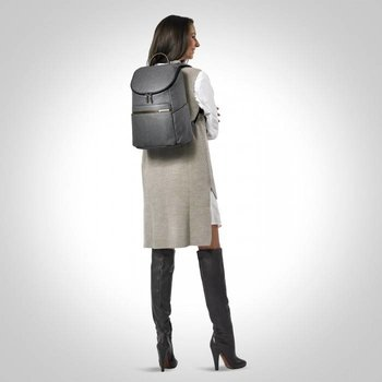 BRIGGS & RILEY KINZIE STREET SMALL WIDE-MOUTH BACKPACK (ZP130)