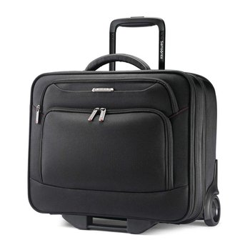 "SAMSONITE XENON 3 WHEELED MOBILE OFFICE 15"", BLACK (89439-1041)"