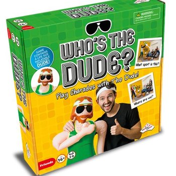 IDENTITY GAMES WHO'S THE DUDE? GAME (6010)