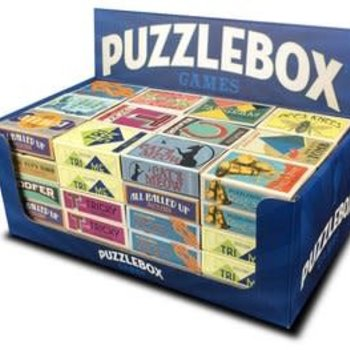 PROJECT GENIUS PUZZLEBOX GAME