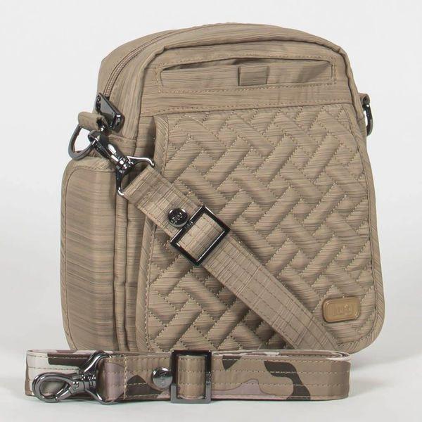 LUG FLAPPER CROSS-BODY BAG