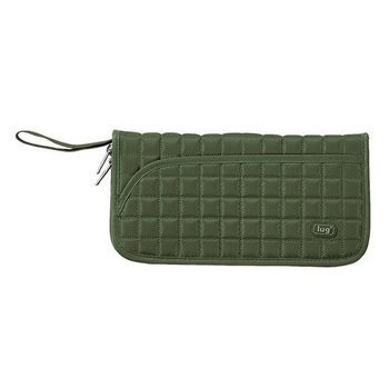 LUG TANGO TRAVEL WALLET OLIVE GREEN